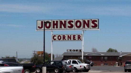 Johnstown, CO: The Famous Johnson's Corner