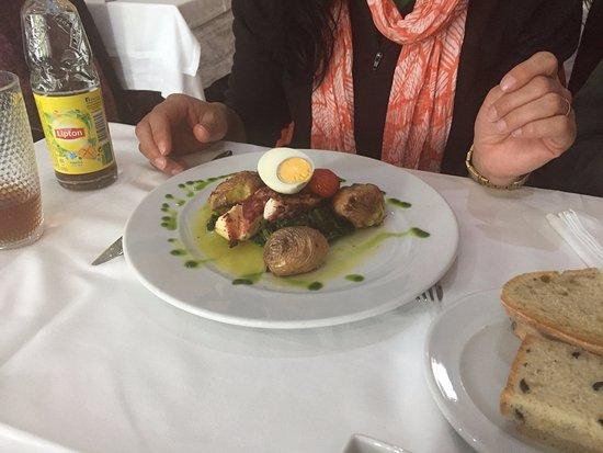Alijo, Portugal: o polvo