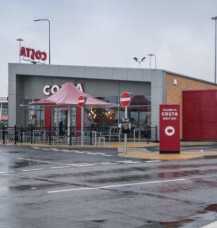 Costa Coffee Drive Through Stretford Menu Prices