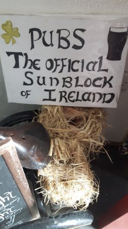 Oughterard, Irland: To true!