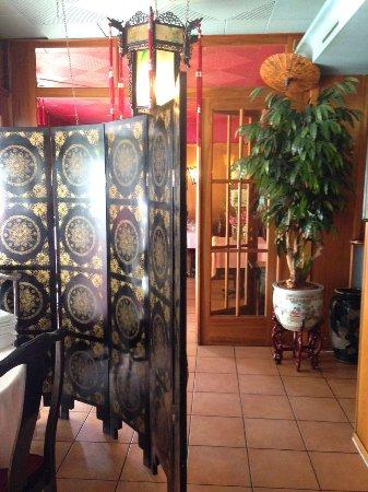 Lotus Garden : inner Restaurant