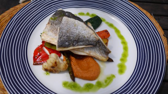 Tolox, Spania: Sea Bream