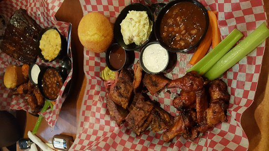 Famous Dave's Barbeque: 20170609_132329_large.jpg