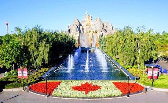 加拿大仙境樂園