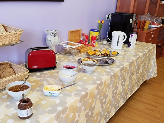Hofn Inn: Breakfast