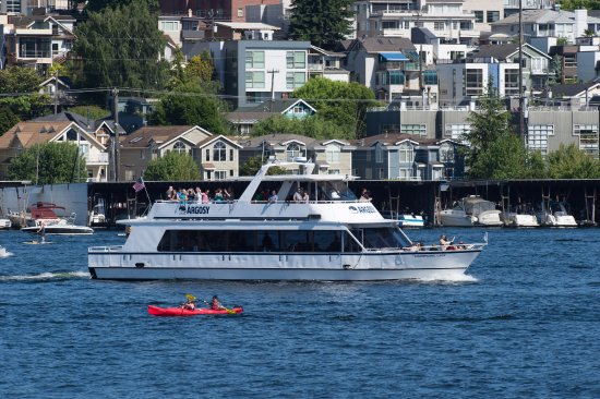 Argosy Cruises - Lake Union