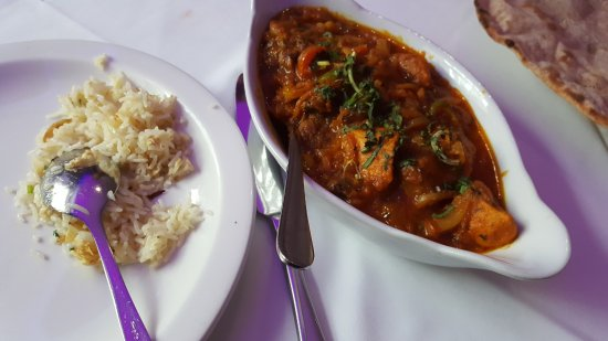 Llanymynech, UK: Bengal Special curry