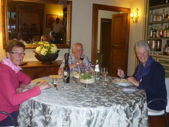 Agriturismo Le Colombe : Sfeervol en relaxed dineren
