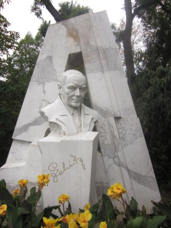 Franz Lehár Denkmal