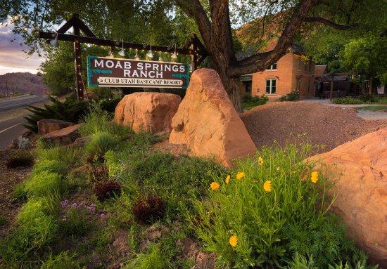 moab springs ranch. Black Bedroom Furniture Sets. Home Design Ideas