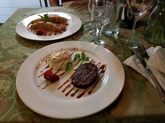 An Excellent Restaurant and Safe For A Coeliac