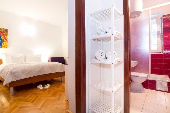 Podstrana, Kroatië: Family apartment without balkony
