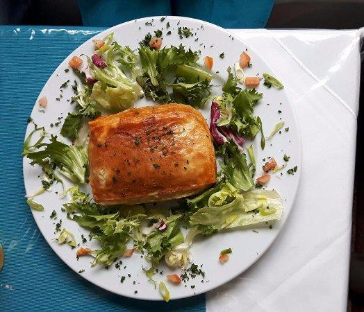 Ellesmere, UK: Traditional Greek Moussaka