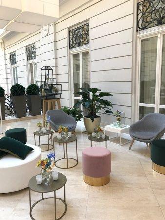 Corinthia Hotel Budapest - June 2017