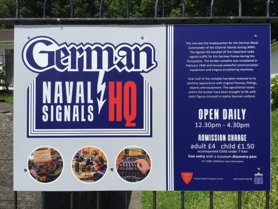 ‪German Naval Signals HQ‬