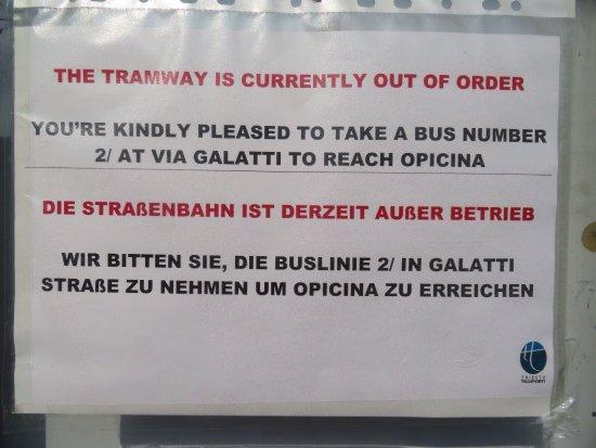 Opicina Tramway: photo1.jpg