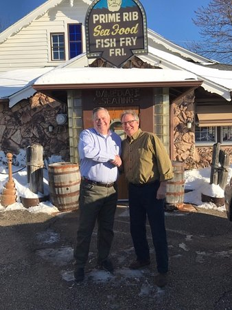 Pewaukee, WI: New owners brothers Rick & David Buckley