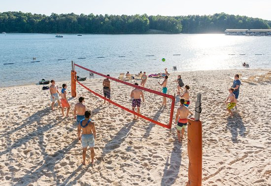 LanierWorld at Lanier Islands: Sunset Cove Volleyball