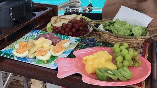 Bilinda Charters : Yummy snacks
