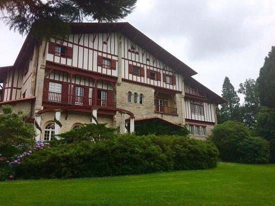 Villa Arnaga : Une belle villa remplie d'émotions et de poésie
