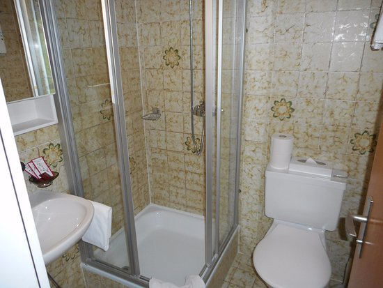 Ulrichen, Suiza: Salle de bain