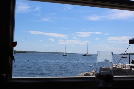 Bristol, RI: View from the window