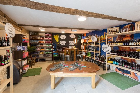 Stupendous Craft Beer Bottle Shop Picture Of The Angel Bicester Alphanode Cool Chair Designs And Ideas Alphanodeonline