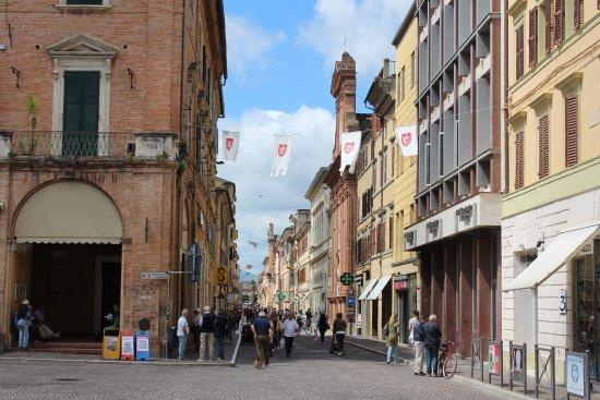 Marche, Italië: Mooi centrum
