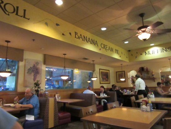 Стивенсон-Рэнч, Калифорния: Coco's Bakery