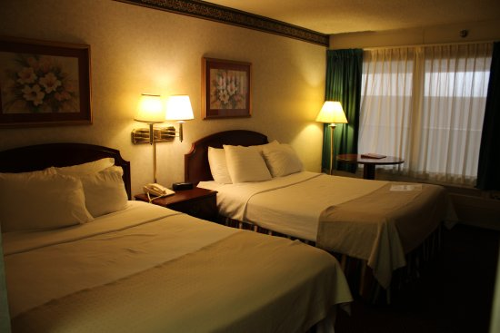 Plaza Hotel and Suites: Double room