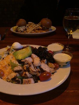 Coronado Brewing Company: A super salad.