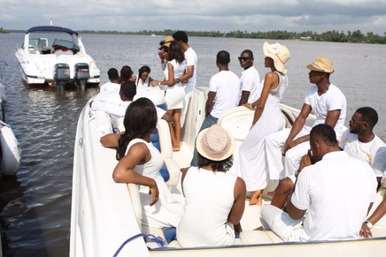 Speedboat Transportation - Picture of Inagbe Grand Resorts & Leisure