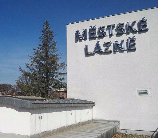 Hradec Kralove, Τσεχική Δημοκρατία: Městské lázně - Aquacentrum