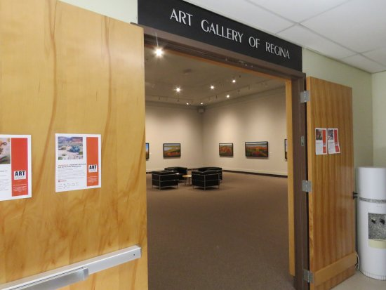 ‪Art Gallery of Regina‬
