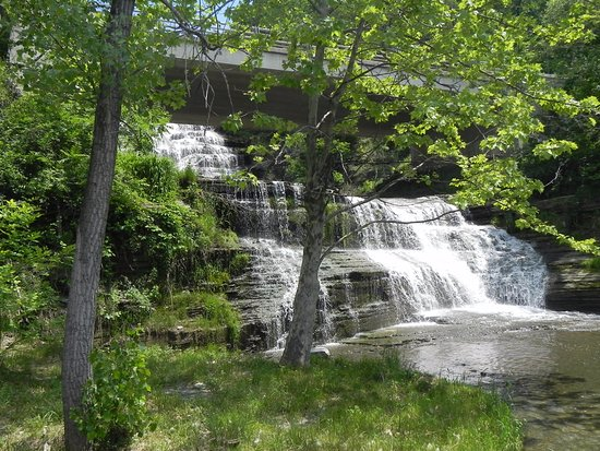 Finger Lakes Waterfall Resort Foto