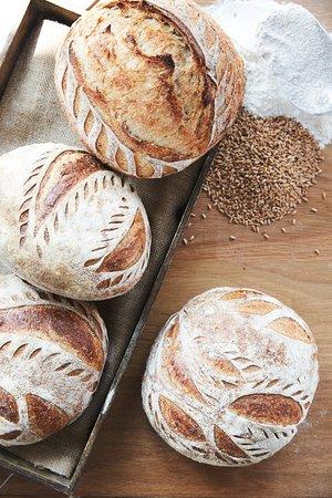 Hunter, NY: Sourdough Bread