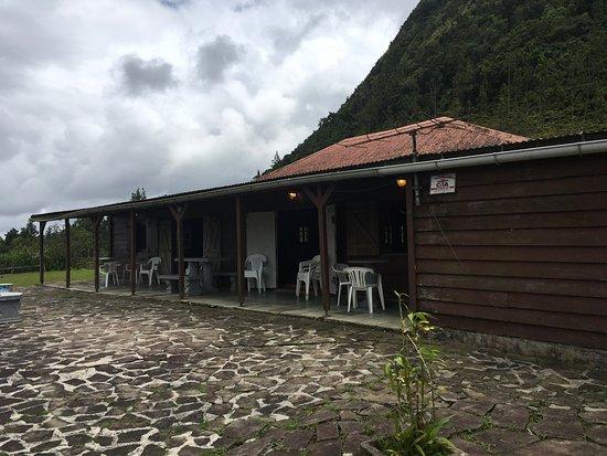 Petit-Bourg, Guadeloupe: Terrasse