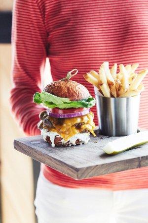 Hunter, نيويورك: Prospect Burger