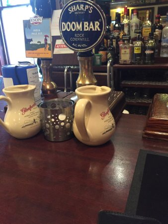 Aberlady, UK: Ducks Inn - The Bar