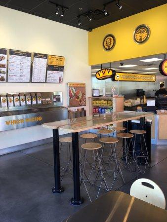 Meridian, Айдахо: Great sandwich shop!