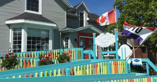 Leamington, Canada: Welcome to Sweet Retreat 2017! Happy 150 Birthday Canada!!