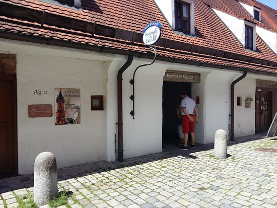 Landsberg am Lech, Germany: Salzstadel