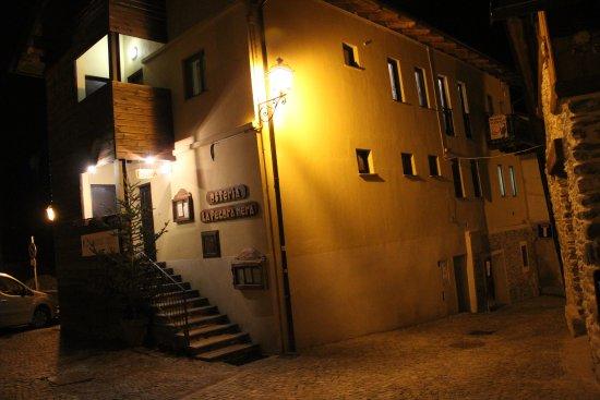 Pietraporzio, Italia: Osteria