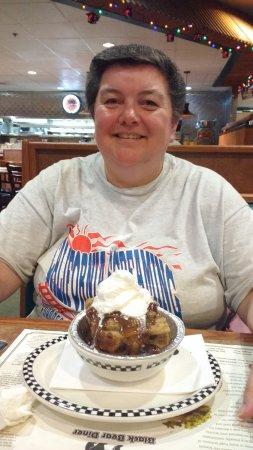 Manteca, Califórnia: Tasty dessert!