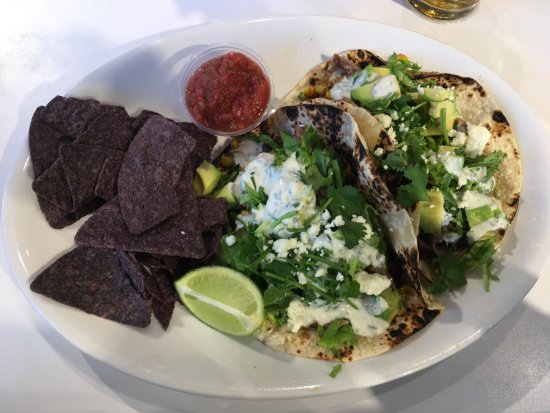 Akron, OH: Beef Tacos