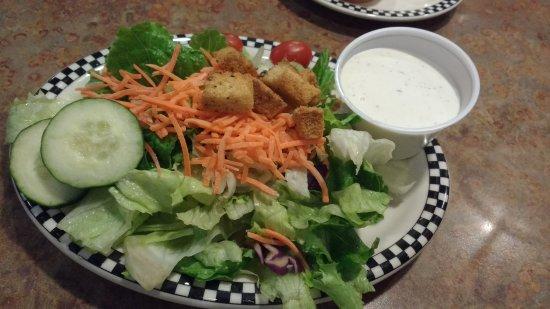 Tracy, Kaliforniya: Bacon Ranch Salad starter