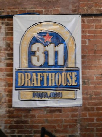 311 Drafthouse, Piqua, OH