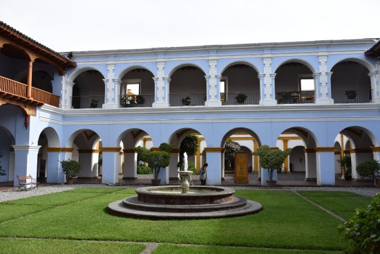 Centro de Formacion de la Cooperacion Espanola en La Antigua Guatemala