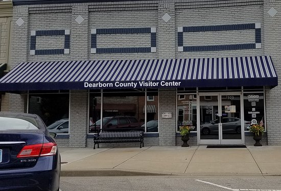 ‪Dearborn County Visitors Center‬