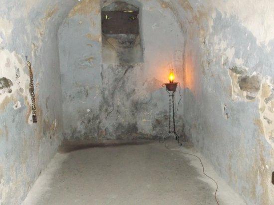 Jim Thorpe, Pensilvania: Jail Cell